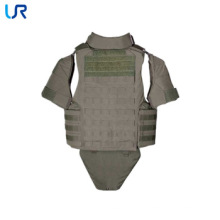 NIJ IV Military Full Body Armour Chaleco táctico balístico