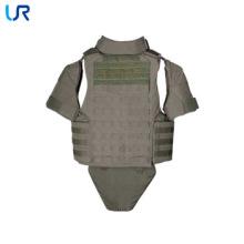 NIJ IV Military Full Body Armor Ballistic Tactical Vest