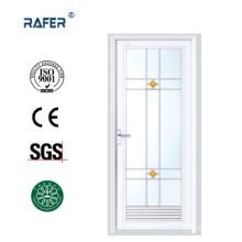 Barato y venda la mejor puerta de aluminio de la sola hoja (RA-G123)