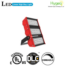 5000K Dimmable 150W LED Linear alta luz de la bahía