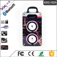 BBQ KBQ-162A 20W 2000mAh Tragbarer Bluetooth Mini-Lautsprecher