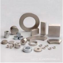 Seltener Erde Hast Neodym Magnet für DC Motor, Sensor, Lautsprecher