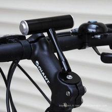 Support de support de vélo de montagne Accessoires de vélo Fixations fixes T Porte-bagages