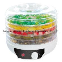 Máquina de secagem do alimento do desidratador do alimento 12qt