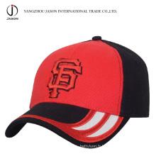 Chapeau de coton de coton de casquette de baseball de coton Chapeau de coton de coton de chapeau de coton de promotion