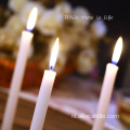 Pillar Candle for Church Home Wedding Decoration