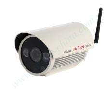 Onvif Mini cámara IP inalámbrica al aire libre 720p impermeable IP66 WiFi red 1.0MP 720p HD cámara CCTV P2p Plug Play