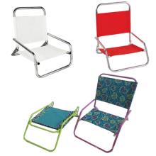 Silla de playa de asiento bajo promocional en venta (SP-135)
