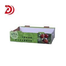Custom Fruit colored cardboard boxes