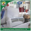 Buena tapa de papel de aluminio de laca de venta caliente en rollo