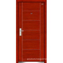 Steel Wooden Door (LT-106)