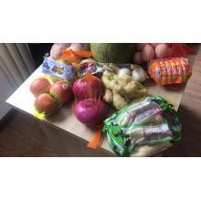 Vente chaude de gros sacs en plastique végétaux pour la cueillette