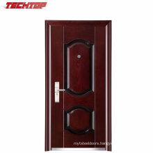 TPS-026 Second Lock Metal Security Entry Main Security Steel Door