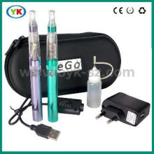 Christmas shining CE4 ego ecigarette with strong vapor