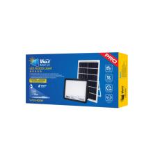 Lampadaire solaire avec plusieurs interrupteurs de commande