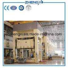 Multifunctional Horizontal Four-Column Hydraulic Press for DMC and BMC