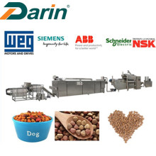 Dry Pet Food Pellet Making Extruder Equipment