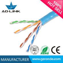Cable de la red de la función del cable de la red del cat5e de Shenzhen con el CE RoHs FCC UL Certificación