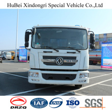 12cbm Dongfeng Euro 4 Barrel Tuning Waste Waste Collection Compactor Truck