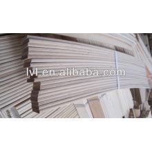 Latão de madeira de álamo de alta qualidade