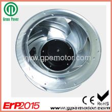 Laminar Air Flow 230v Backward Curved Ec Centrifugal Fan For Clean Room R3g355
