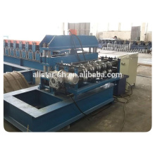 Arch roof forming machine