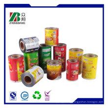 New High Quality Custom Plastic Label