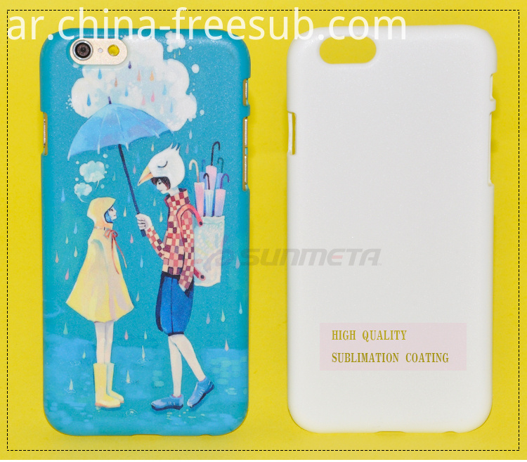 FREESUB Sublimation Heat Press Customized Phone Cases