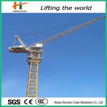 Construção de guindaste de torre de orçar equipamento de levantamento