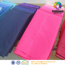 Color changing lining fabric for handbag
