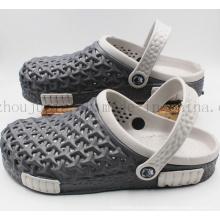 O verão feito sob encomenda da praia do lazer de EVA do verão calça obstruções das sandálias