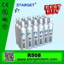 Réfrigérant gaz r508b à haute pureté et fabrication r508b