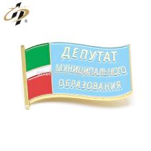 Metall-Souvenir benutzerdefinierte Logo Revers Pins aus China