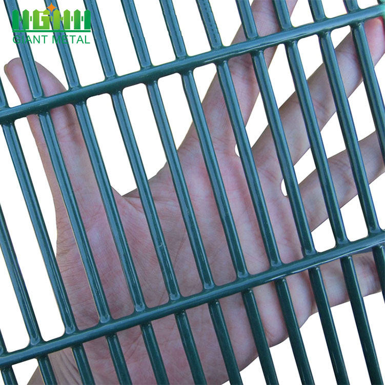 Cut 358 Security Anti Climb Prison Mesh Fence