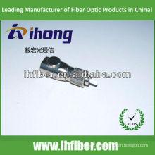 FC PC adaptador de fibra desnuda carcasa redonda