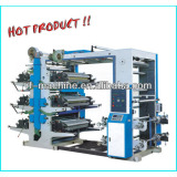 Accurate Color Register Flexo Printing Machine