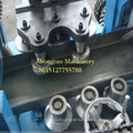 Z shape purlins forming machine