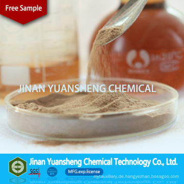 Natriumsulfat 5% Snf Superplasticizer Hersteller in Jinan Yuansheng Chemical