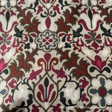 Cotton Print With Spandex Fabric