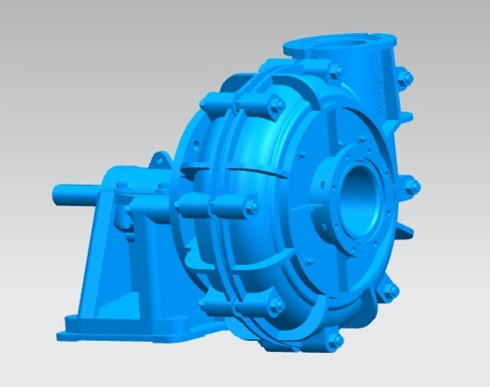 14 / 12ST-AH Heavy Duty Big Slurry Pump