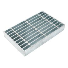 Metal Serrated Drainage Steel Grating Canal Cover Steel Grid Grating Building Material