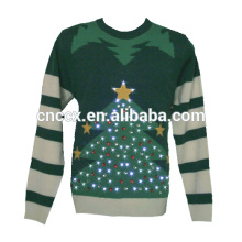 PK17ST135 LED light up Christmas sweater jumper