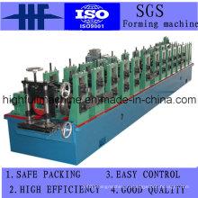 Профилегибочная машина для производства водосточных труб из Китая