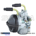 Mopedpocket carburetor SHA15mm Dellorto cloned