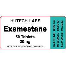 USA domestic Exemestane 20mg 50 tablets