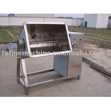 Seasoning material mixer machine