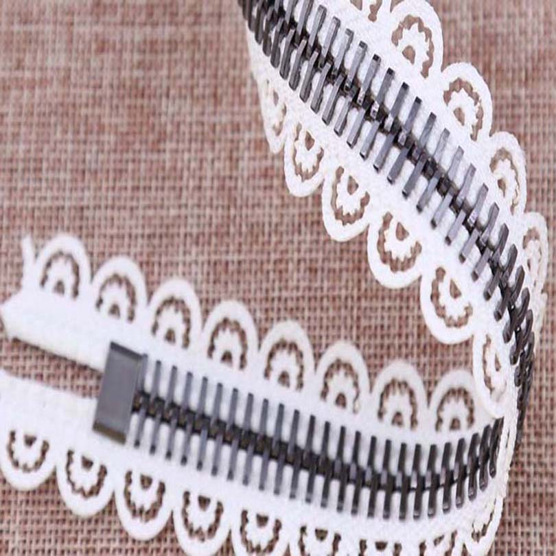 Zipper for Girl's Dress