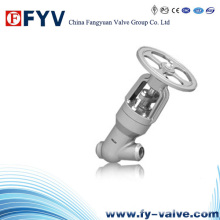 Y-Type Cast Steel Pressure Seal Globe Valve