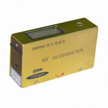 Pocket size glossmeter for floor board, marble, granite and ceramic SMN60