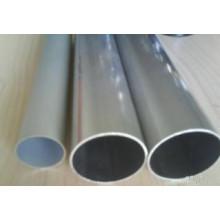Tuyau en aluminium anodisé miroir de qualité supérieure de 25 * 1,5 mm